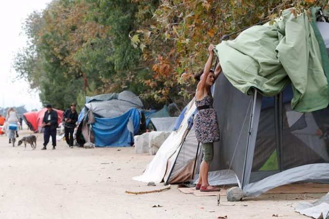 Use This Time of Year to Help OC's Homeless Population