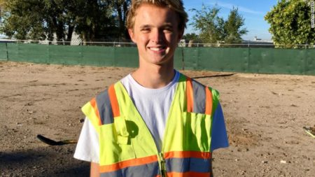 16 Year-Old Boy Creates Program to Help Homeless
