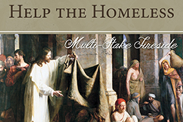 Multi-Take Fireside – Helping the Homeless