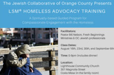 LSM® HOMELESS ADVOCACY TRAINING